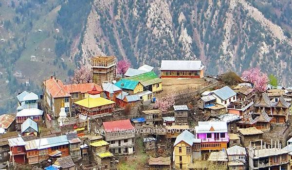 Chini-village