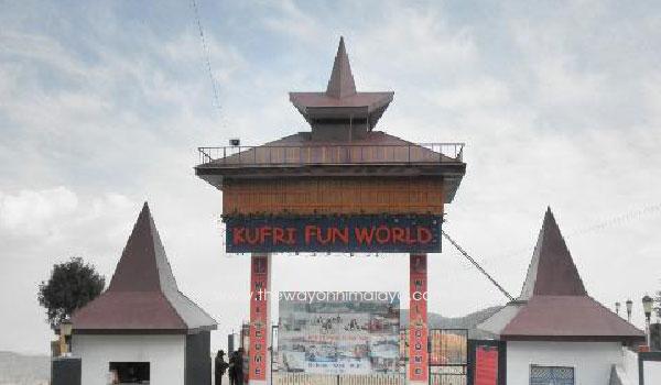 Kufri-fun-word