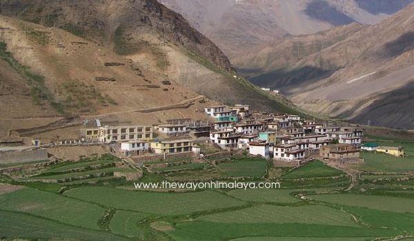 Mudh-Village